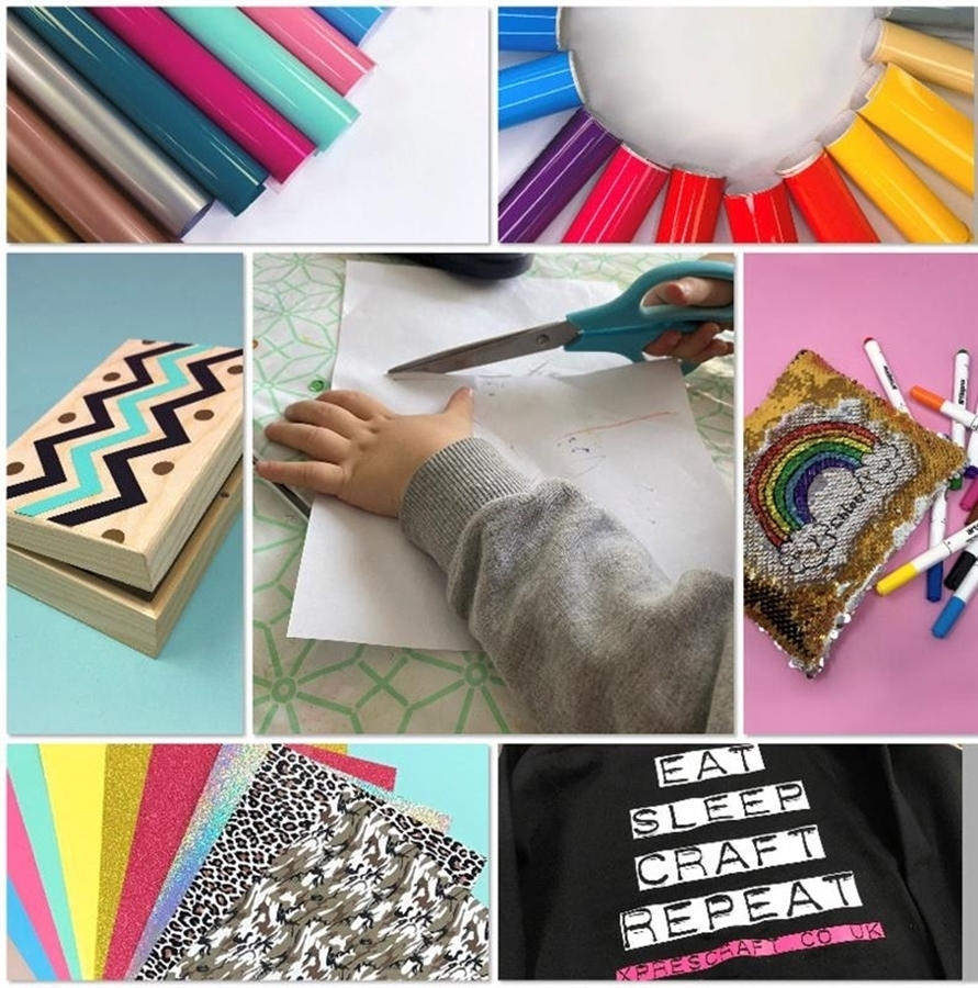 Lets Stay Home and Craft! 🖍💕✒☕