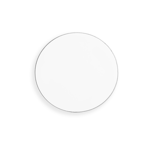 Picture of Unisub Round Hardboard Coaster - 9cm Diameter