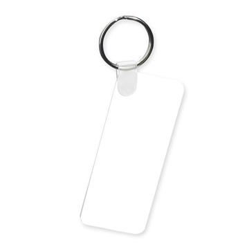 Picture of Unisub Rectangular Key Ring - 75mm x 30mm