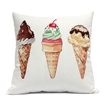 Picture of Cushion Cover - Canvas Effect 100% Polyester - 40cm x 40cm