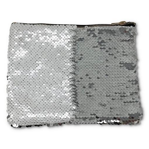 Picture of Sequin Makeup Bag 16.5 x 20.5cm