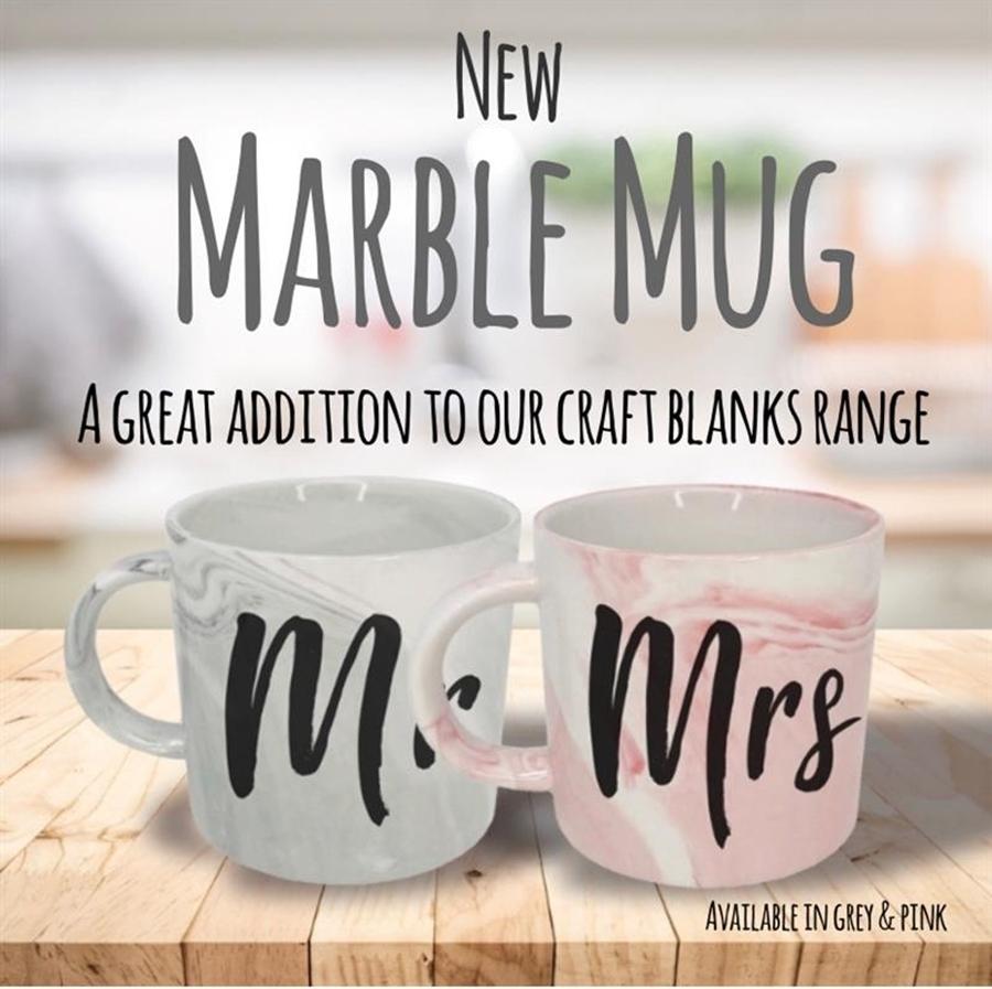 NEW Marble Mug ☕
