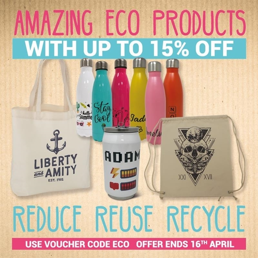 Reduce, Reuse & Recycle! 🌎🌄