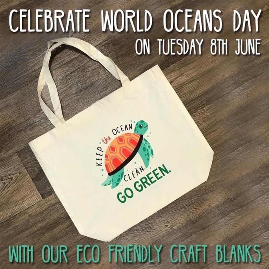 Celebrate World Oceans Day!