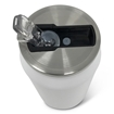 Picture of Double Wall Stainless Steel Can w/ Straw