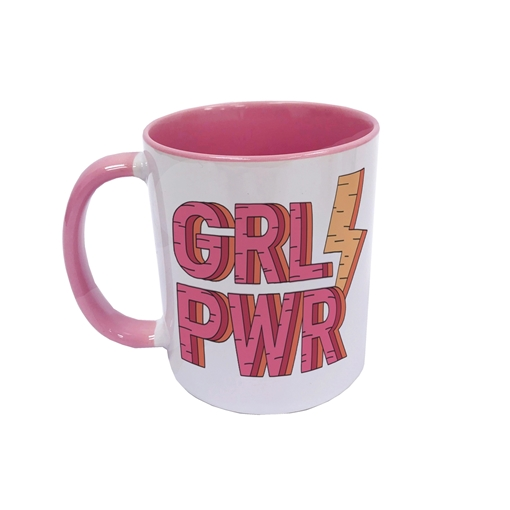 Picture of Two Tone Mug 11oz - Handle & Inner