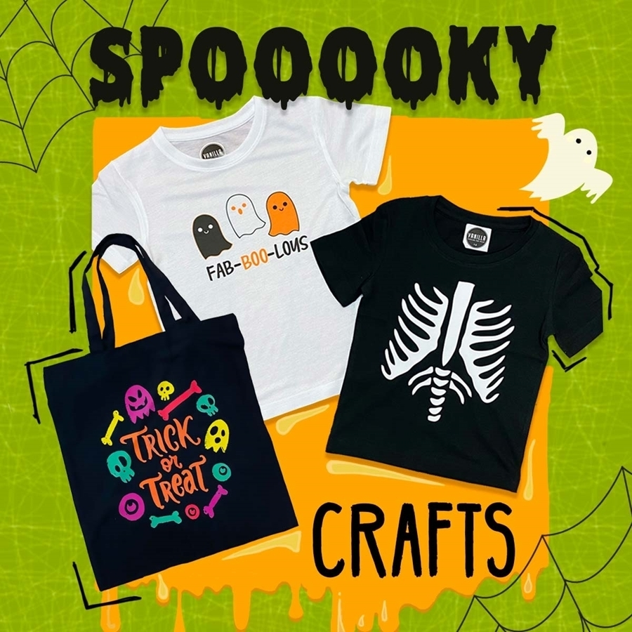 👻🎃  Time for Some Spooktacular Crafting! 🎃👻