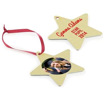 Picture of Aluminium Star Ornament
