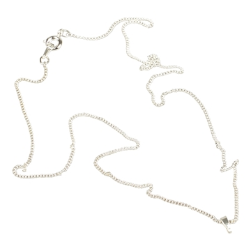 Picture of Silver Plated Necklace Chain